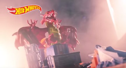 Hot Wheels: Slay the Dragon Music Video